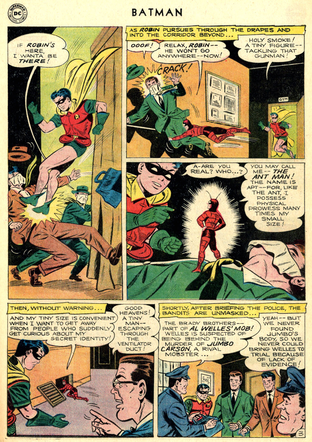 Read online Batman: The Black Casebook comic -  Issue # TPB - 151