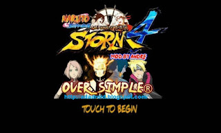 Naruto Senki Over Simple v1.17 by Andre Apk
