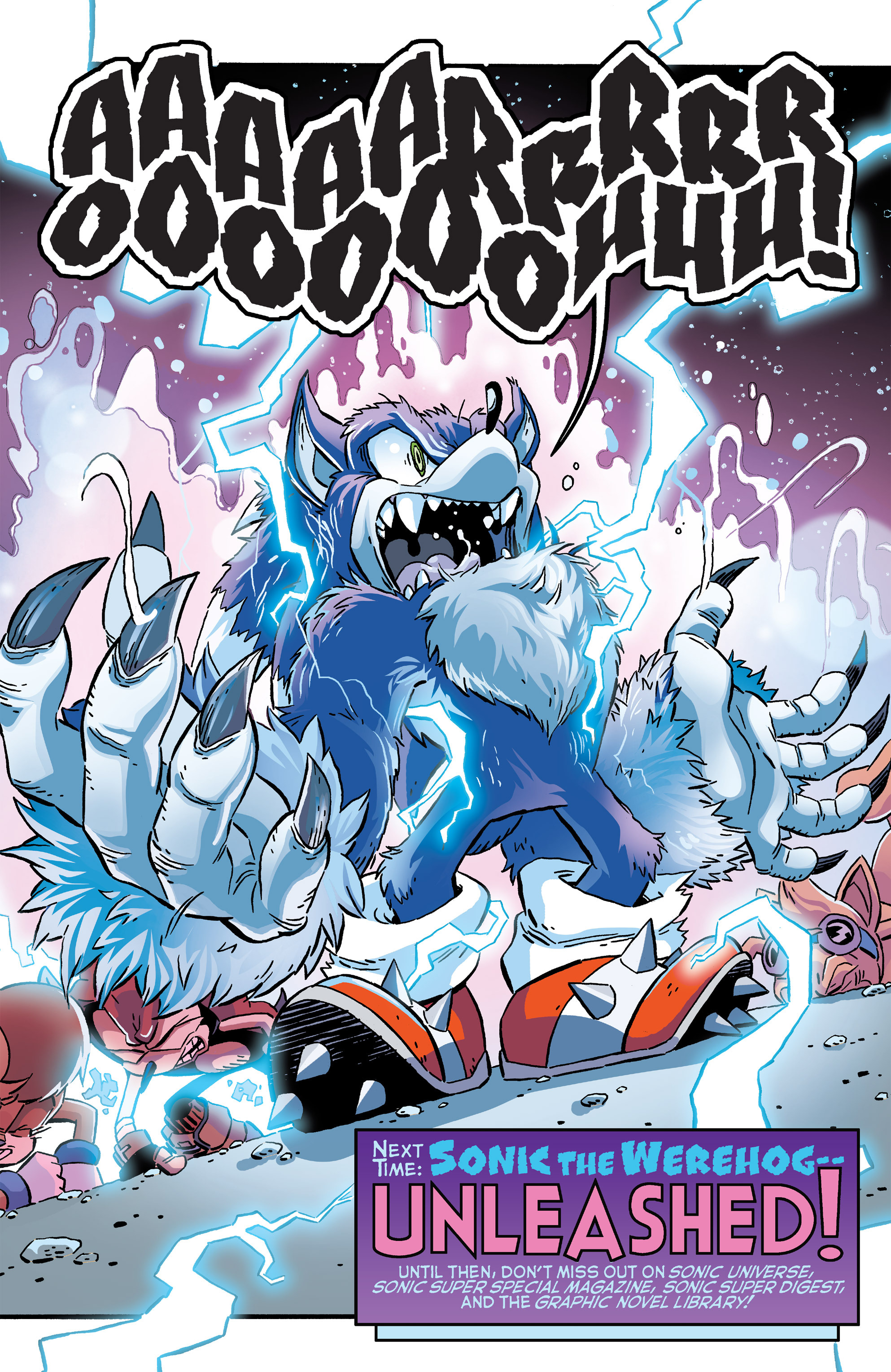 Read online Sonic The Hedgehog comic -  Issue #264 - 17