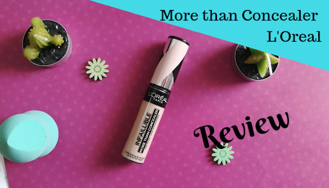 corrector loreal more than concealer
