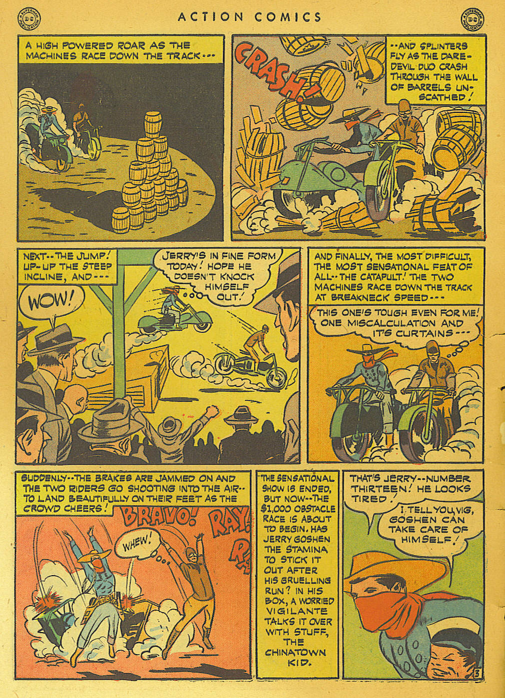 Read online Action Comics (1938) comic -  Issue #74 - 18