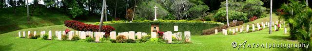 Kandy war cemetery
