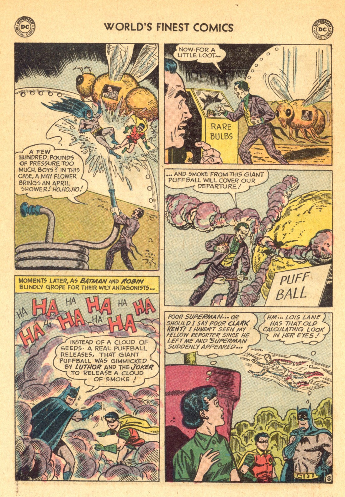 Read online World's Finest Comics comic -  Issue #129 - 10