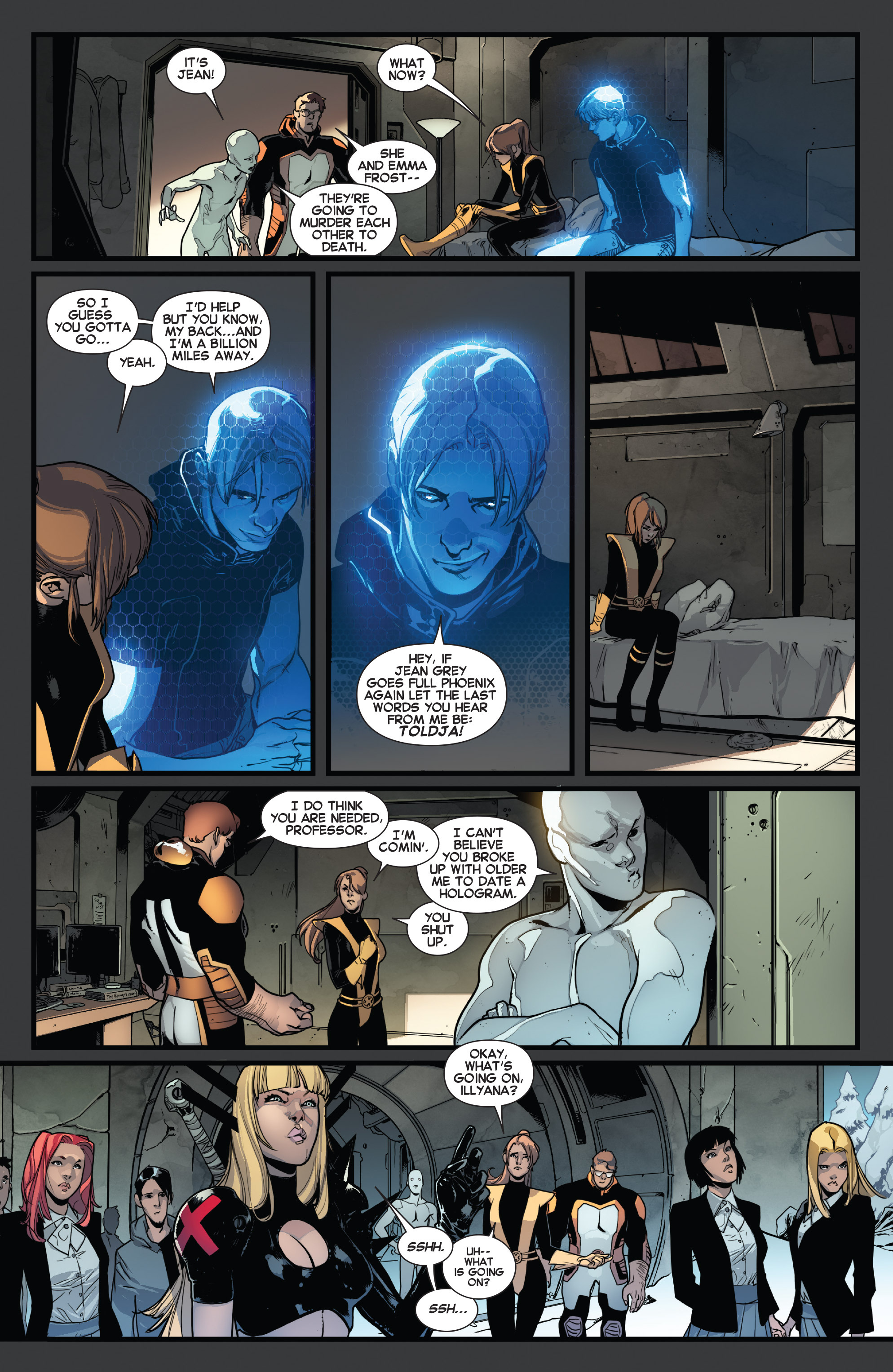 Read online All-New X-Men (2013) comic -  Issue #30 - 15