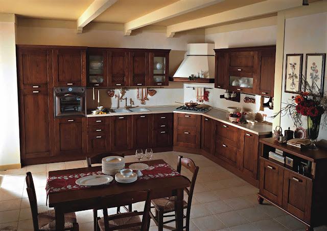 nội thất nhà bếp đẹp - mẫu số 1