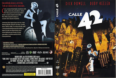 Caratula, cover, dvd: Calle 42 | 1933 | 42nd Street