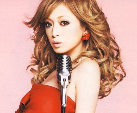 Audição da cantora Ayumi Hamasaki está piorando