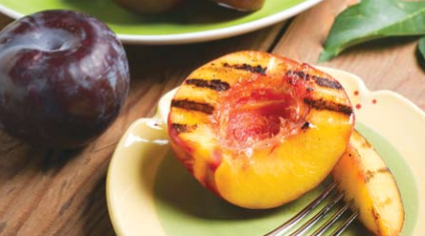 Savory Grilled Fruit