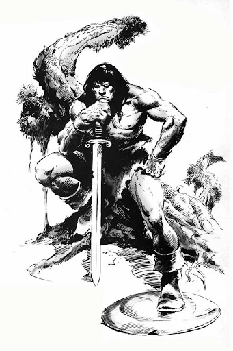 Favorite Comic Artist Countdown #1 - John Buscema!