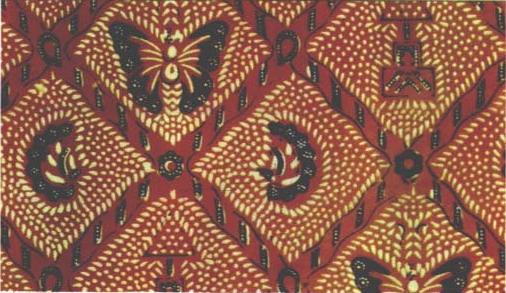 Batik Motif Sido Mukti Luhur