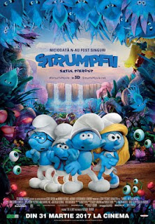 STRUMFII 3 IN ROMÂNĂ Subtitrat – Smurfs 3 HD Online