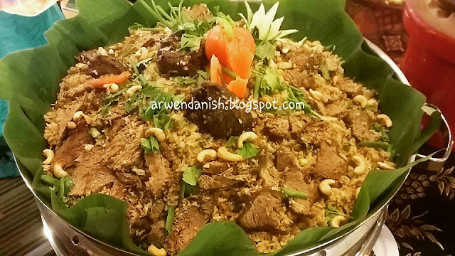 BUFFET RAMADHAN DI SUNWAY HOTEL PENANG | FOOD REVIEW