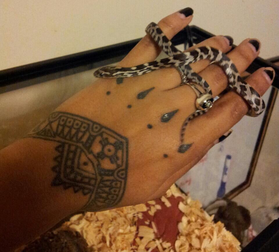 foto de tatuajes de amuletos