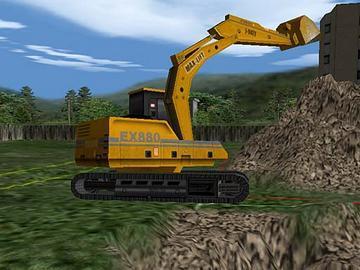 Play construction destruction game online