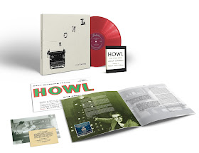 Allen Ginsberg's Howl and Other Poems vinyl box set