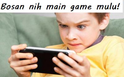 Cara agar tidak bosan saat main game, game yang tidak membosankan, game terseru, game moodbooster