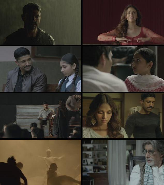 Wazir 2016 Hindi 720p BluRay