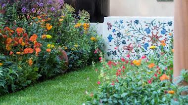 Algunos detalles inspiradores para el jardín encontrados en Chelsea 2018