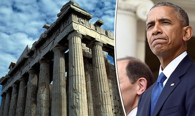 Ο απερχόμενος πλανητάρχης και το αφήγημα του ΣΥΡΙΖΑ!