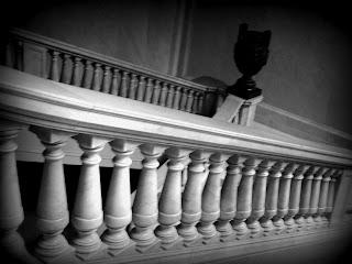 Escadaria de Mármore dentro da Casa Rosada, em Buenos Aires