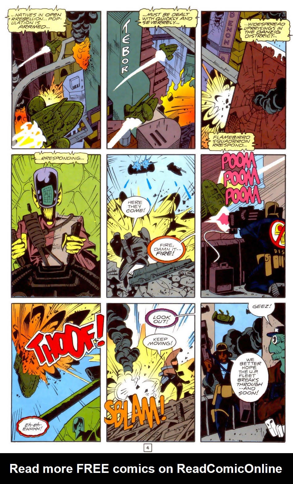 Legion of Super-Heroes (1989) 34 Page 4