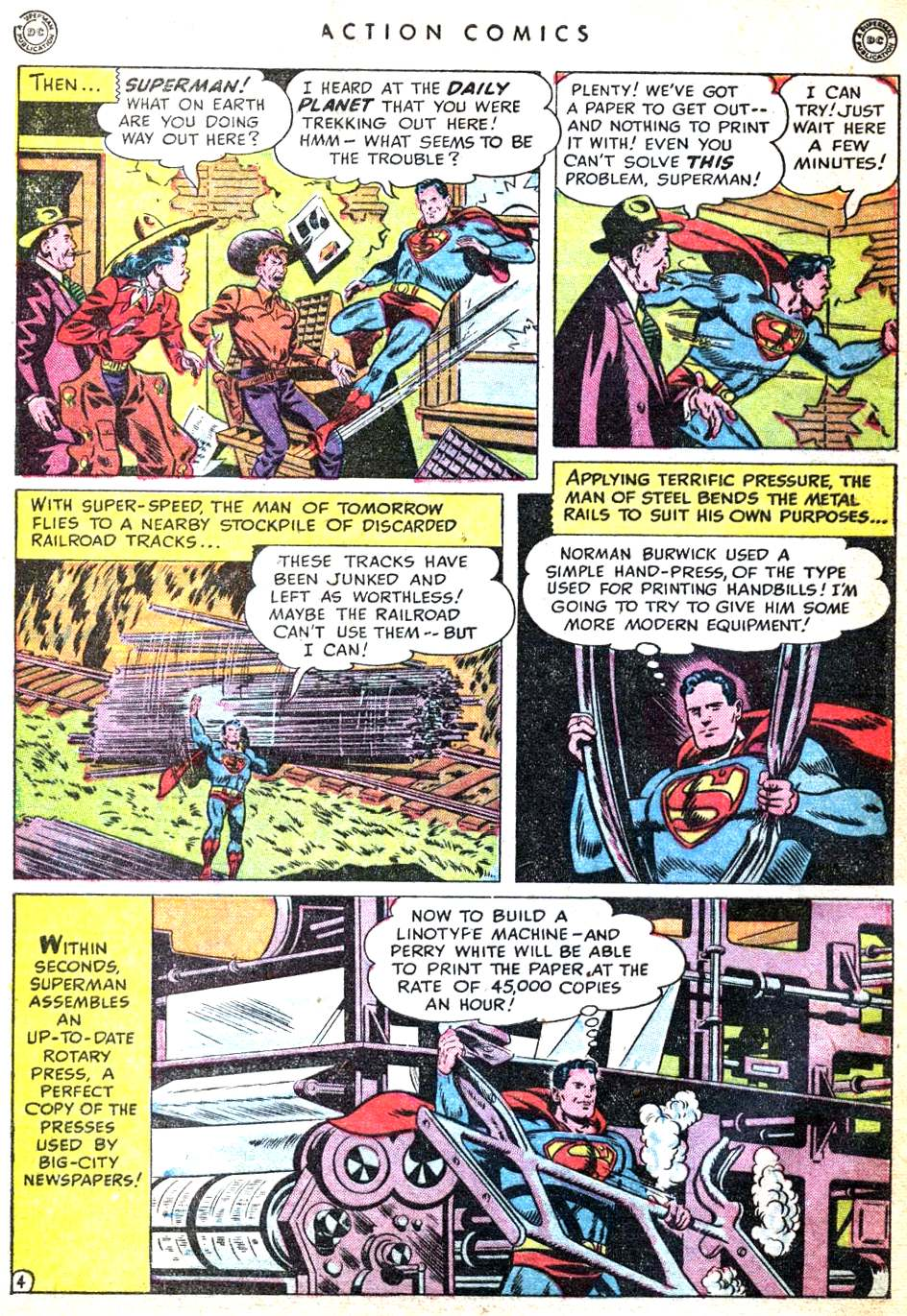 Read online Action Comics (1938) comic -  Issue #134 - 6