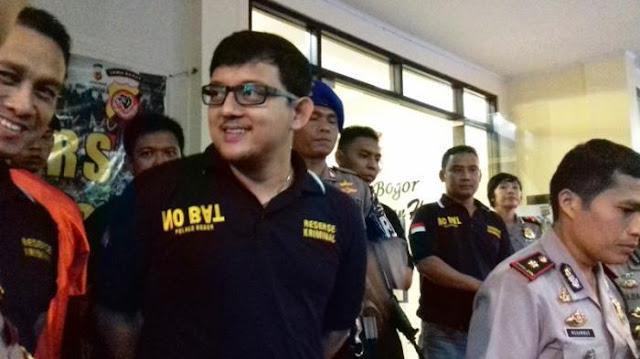 "Kaos ""Turn Back Crime"" Dapat Saingan, Polres Bogor Bikin ""NO BAT"""