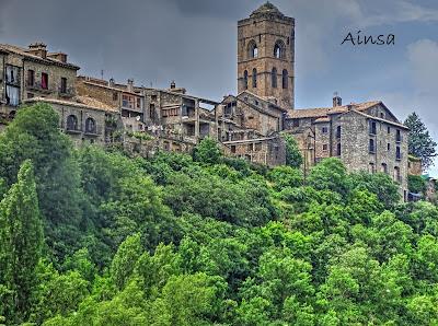 Ainsa-Sobrarbe