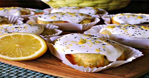 Meyer Lemon Mini Pound Cakes Recipe