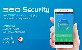 360 security antivirus terbaik