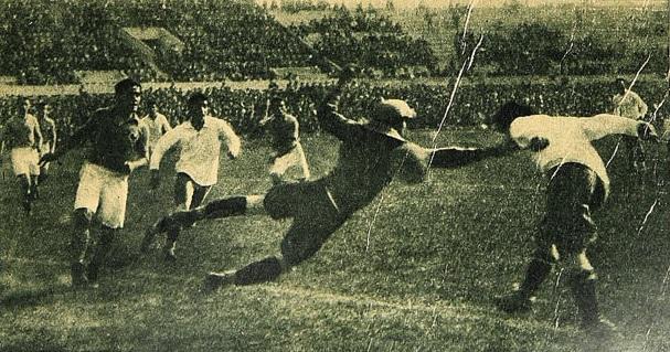 Chile y Francia en Copa del Mundo Uruguay 1930, 19 de julio