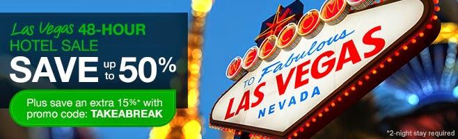 Las Vegas hotels sale promo code