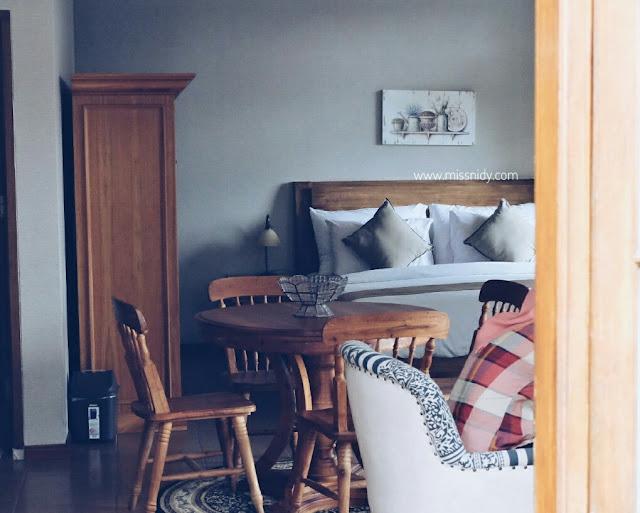 sandalwood boutique hotel lembang bandung
