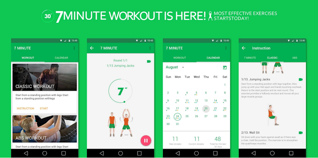 7 Minute Workout Pro v1.20.55 Apk Android Download