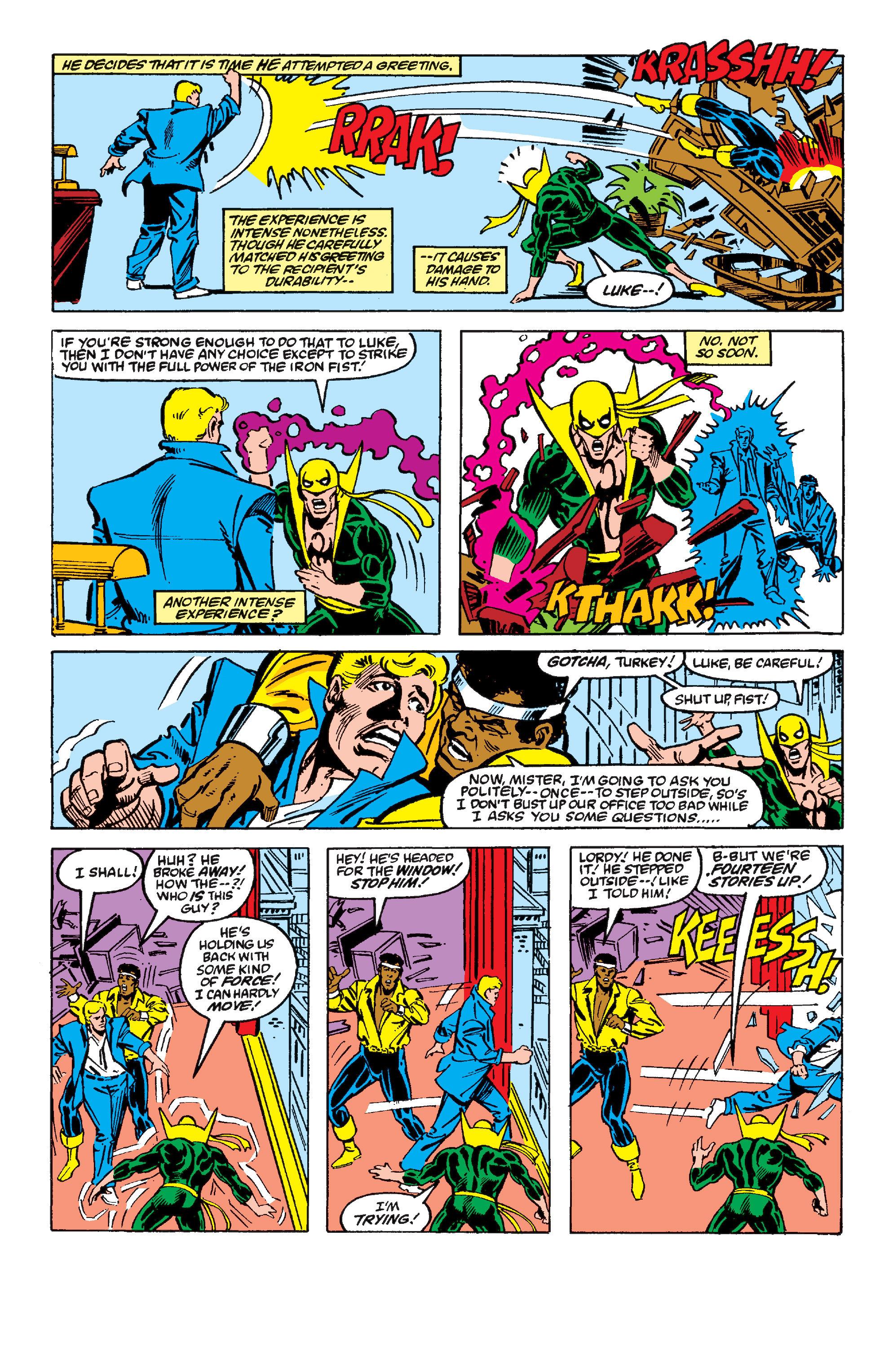 Read online Secret Wars II comic -  Issue #2 - 22