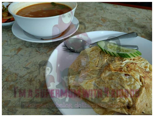 Singgah makan di Restoran Mee Udang banjir Kuala Selangor. Sedap ke?