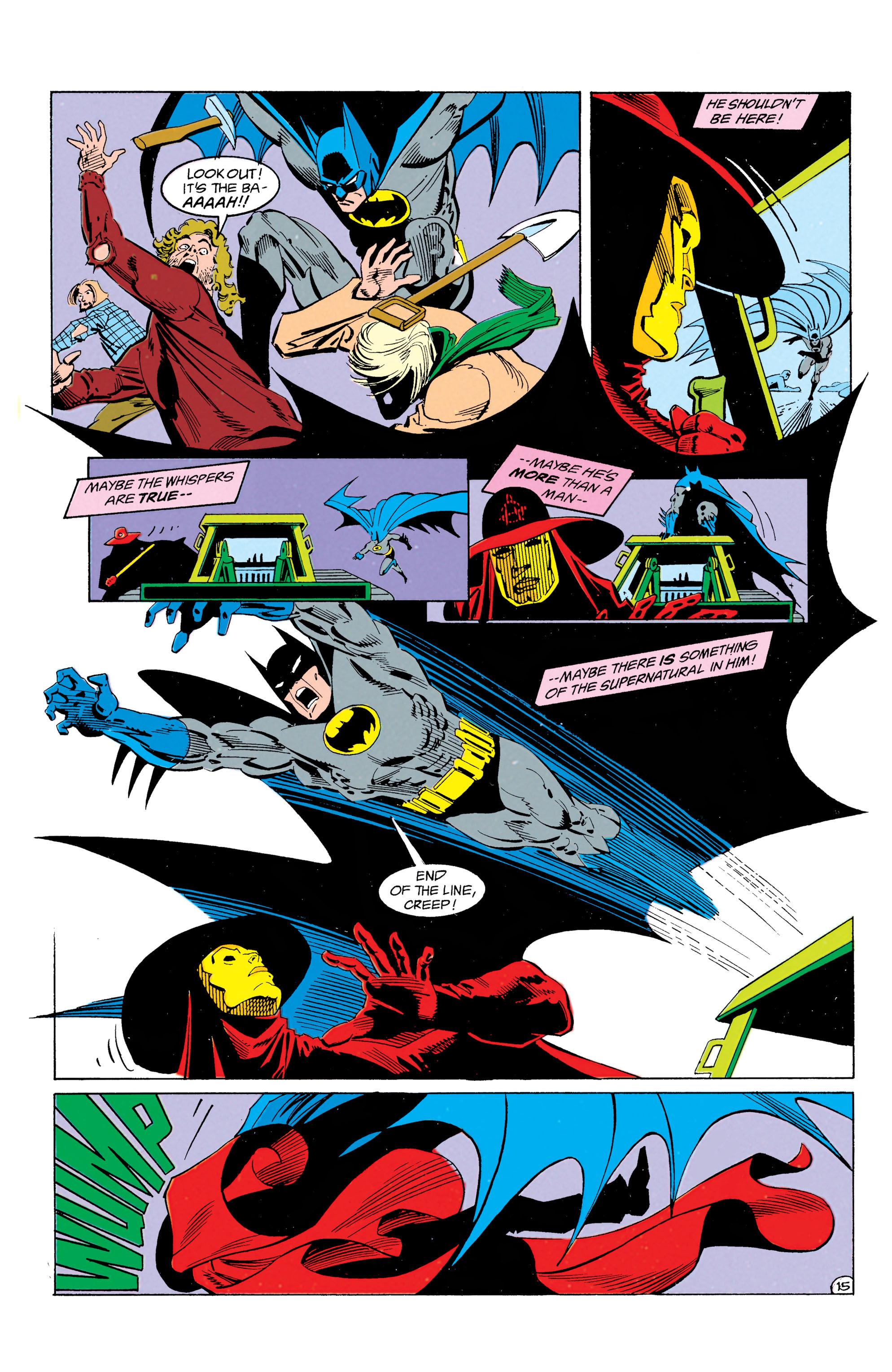 Detective Comics (1937) 609 Page 15