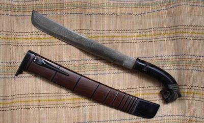Senjata Tradisional Jawa Barat Beserta Gambar Dan Keterangannya