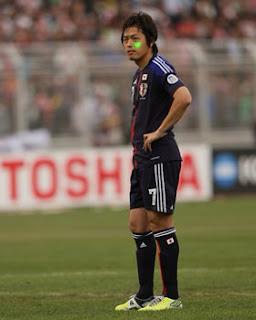 日本対ヨルダン