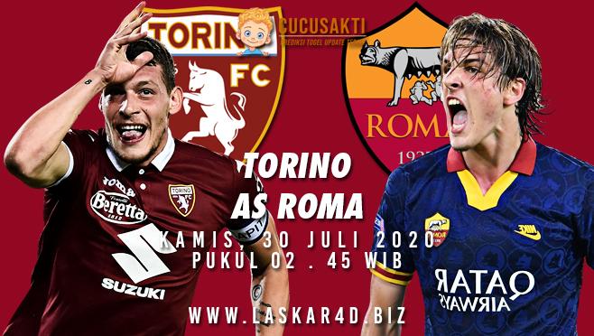 Prediksi Bola Torino vs AS Roma Kamis 30 Juli 2020
