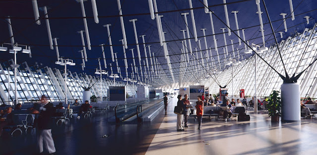 Pudong Havalimanı Airport