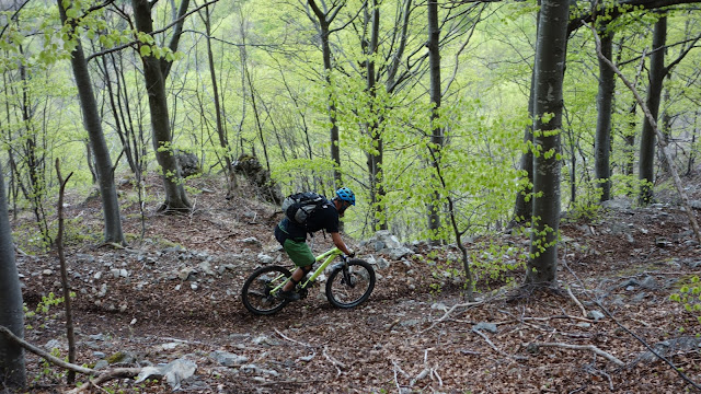 Mountainbike Schule Finale Ligure