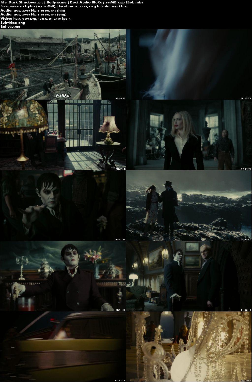 Dark Shadows 2012 BluRay 850MB Hindi Dual Audio 720p ESub Download