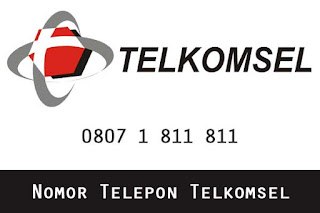 Nomor Telepon Operator Telkomsel 24 Jam