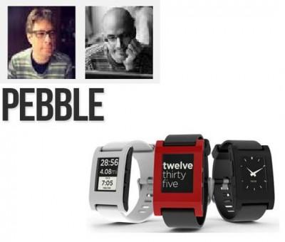 Rombak UX Smartwatch, Pebble Rekrut Disainer WebOS