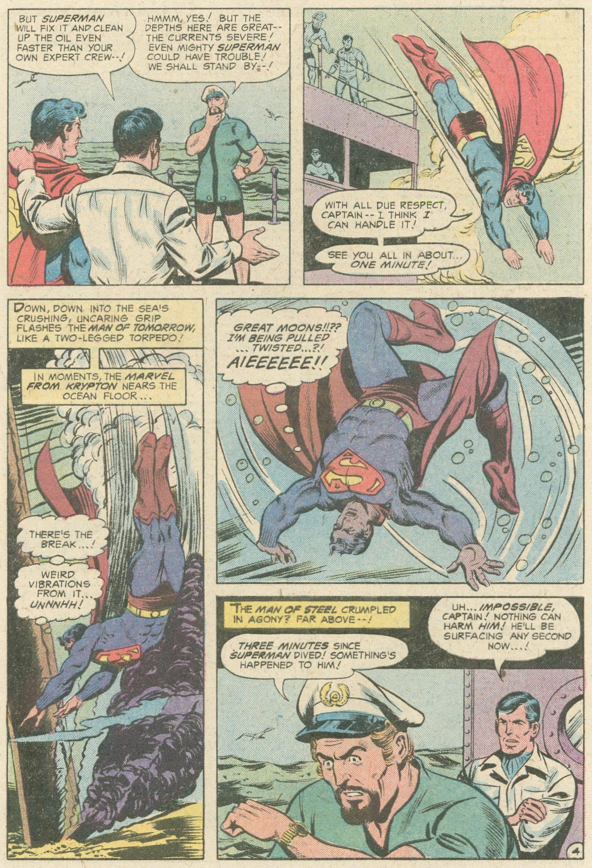 Read online World's Finest Comics comic -  Issue #249 - 5