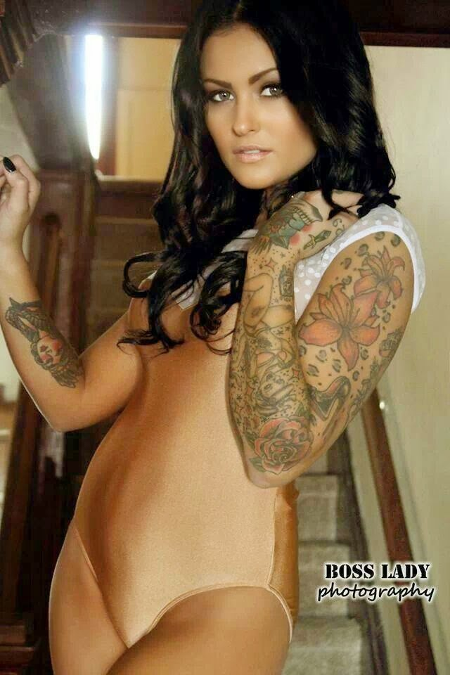 Amy Kate - Sexy Tattooed Girls | Female Models With Tattoos