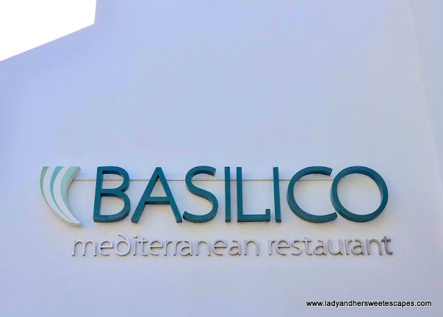 Basilico at The Cove Rotana Resort