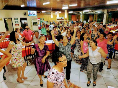 CCI de Registro-SP comemora Semana do Idoso com a participação de mais de 200 pessoas