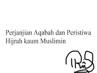 Perjanjian Aqidah dan Peristiwa Hijrah Kaum Muslimin